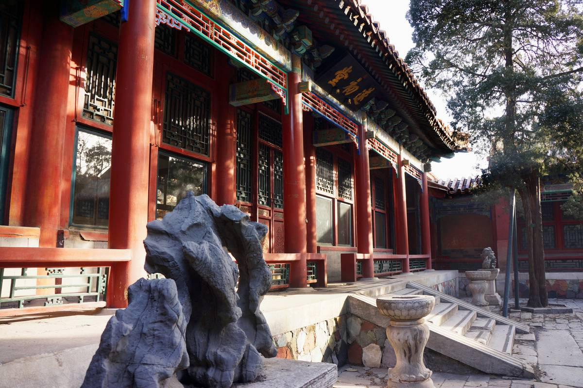 Запретный город в китае - гугун: история, где находится, часы работы