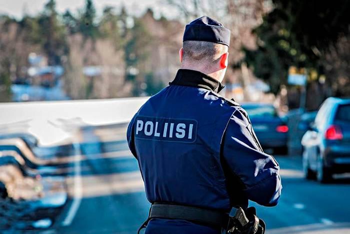 Правила дорожного движения в финляндии