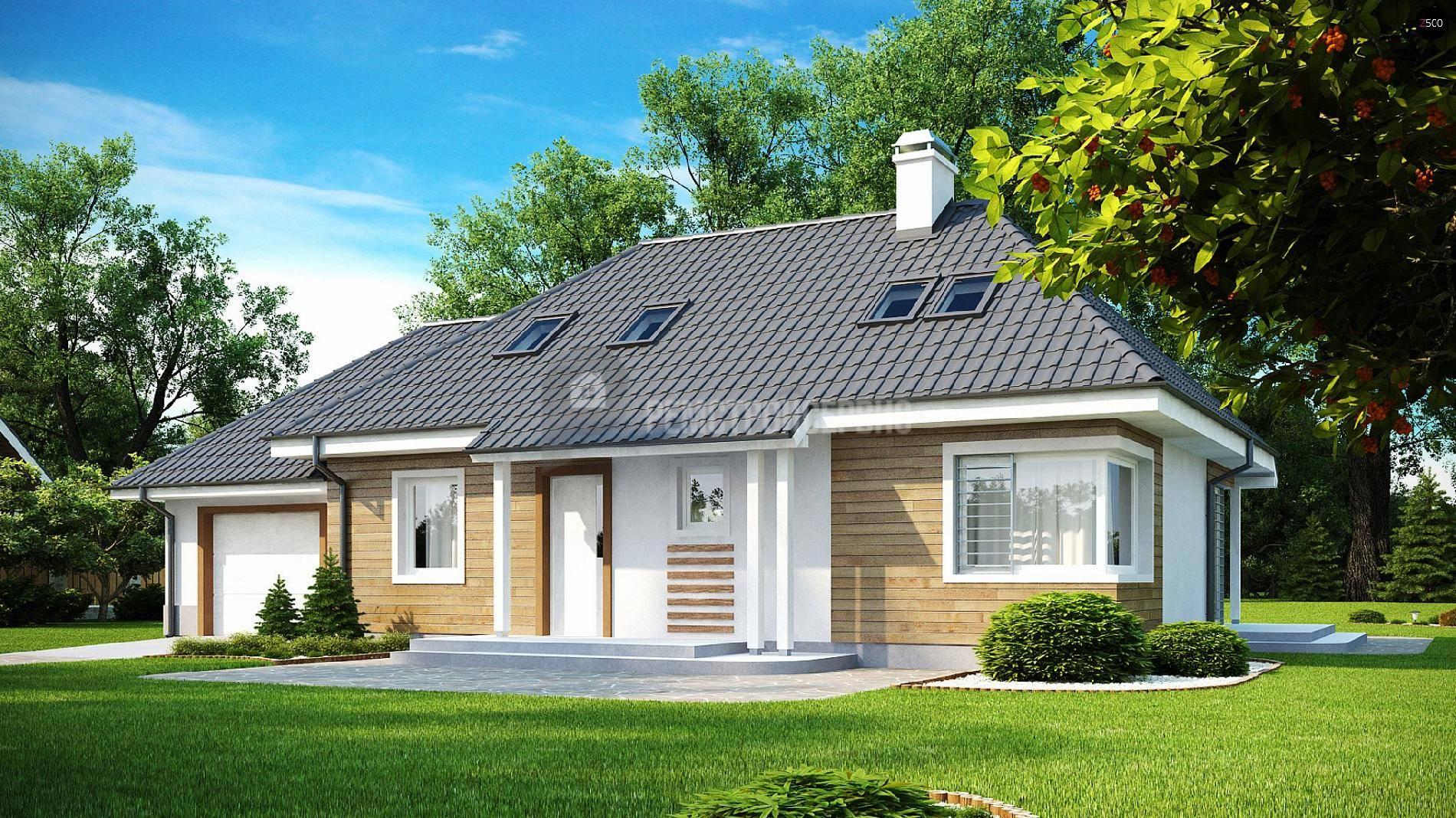 Особенности проектирования польских домов и коттеджей