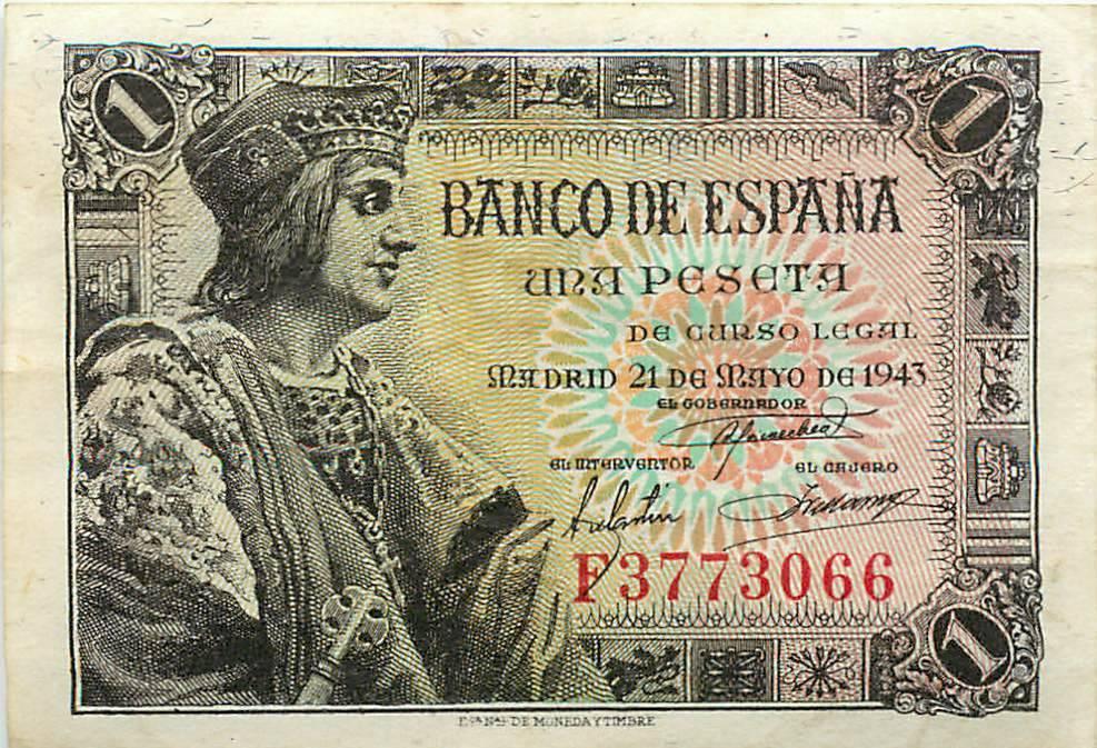 Испания монеты, история национальной денежной системы