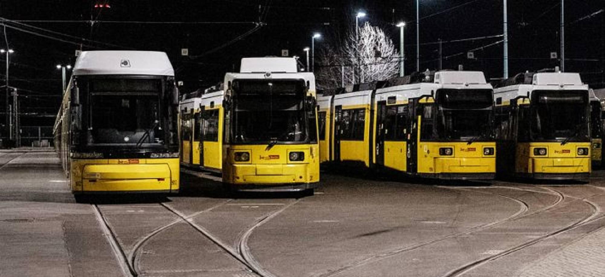 Транспорт германии