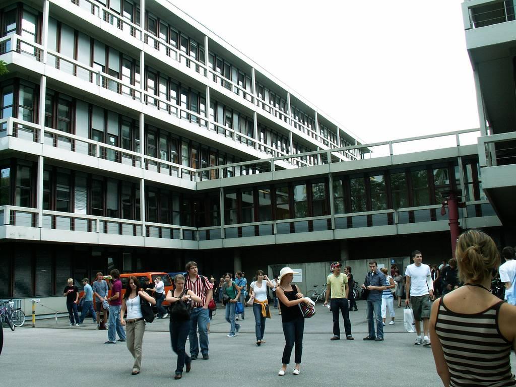 Мюнхенский университет имени людвига и максимилиана | ludwig maximilians universität munich - studyinfocus