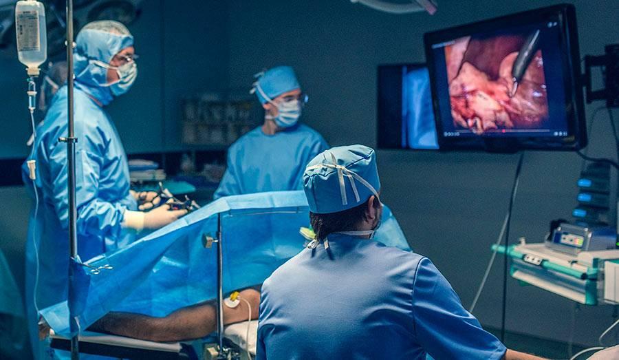 Робот да винчи - виды операций, процесс проведения | prostate center europe