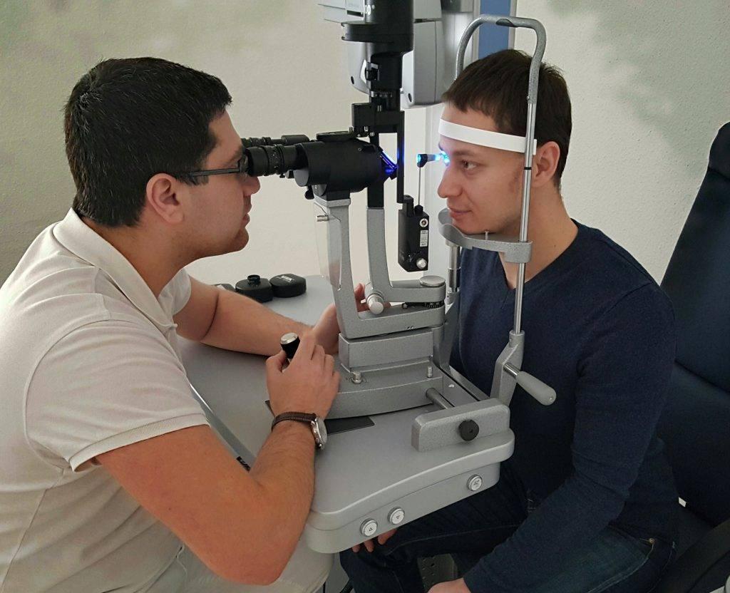 Лечение глаз в германии: технологии и методы диагностики