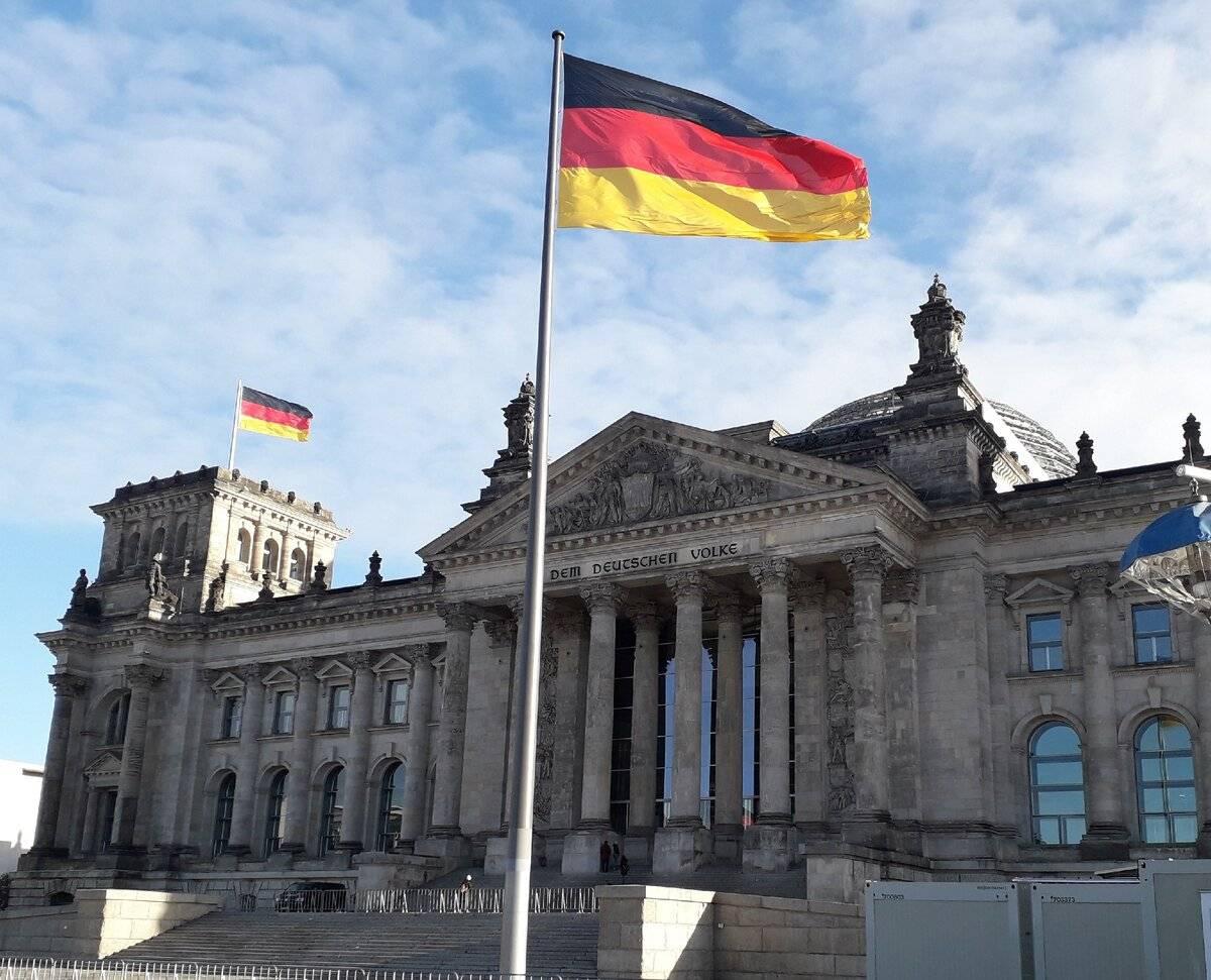 Рейхстаг в берлине, как добраться, фото - germanytrip