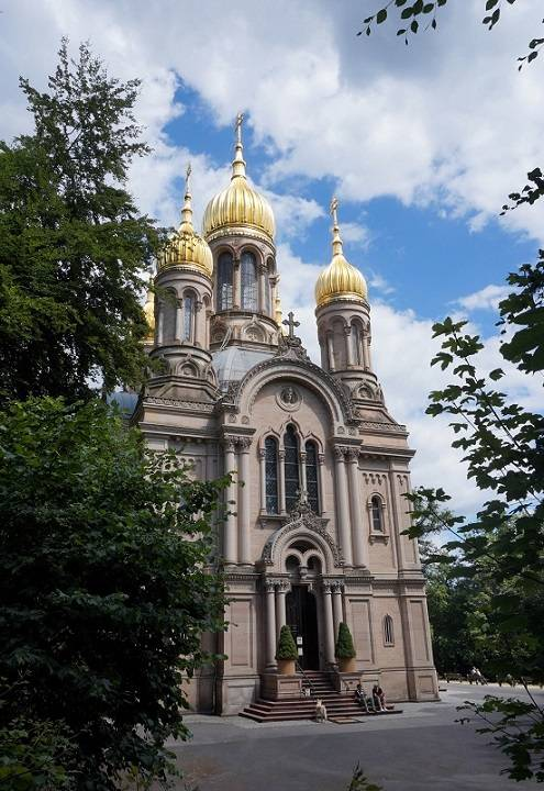 Храм святой елизаветы (висбаден) - вики