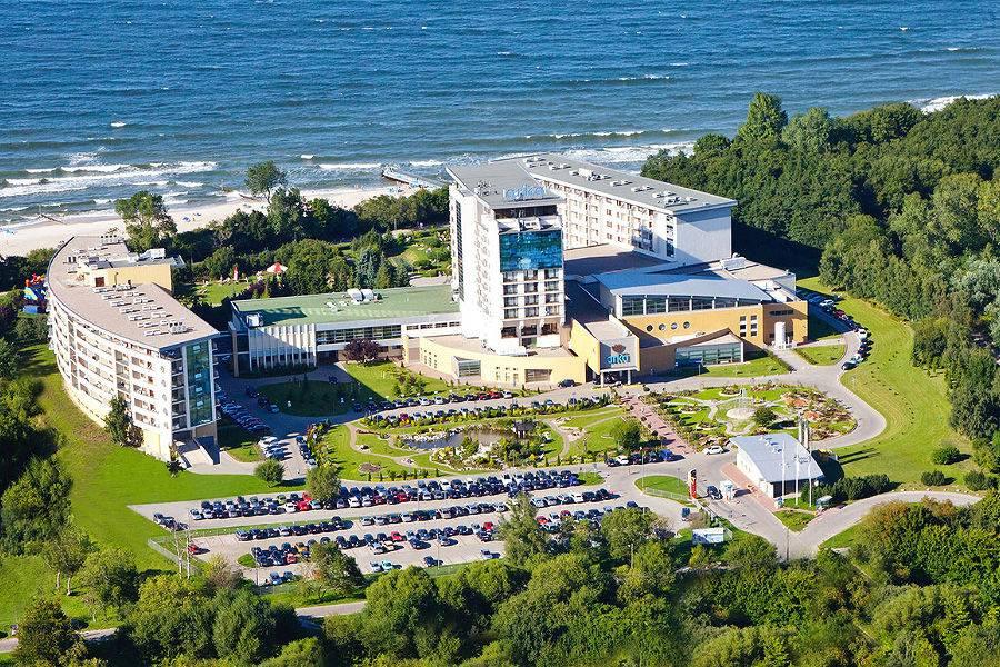 Морские курорты в польше » польша и европа на русском