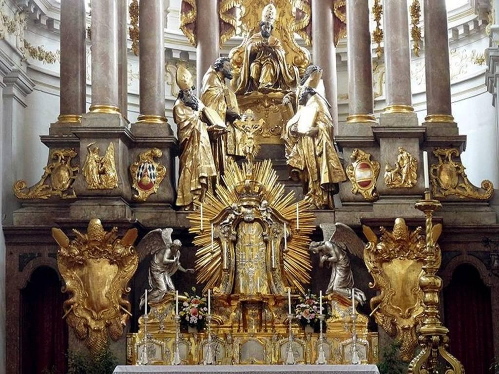 Церковь святой троицы : описание, адрес, время работы - достопримечательности мюнхена