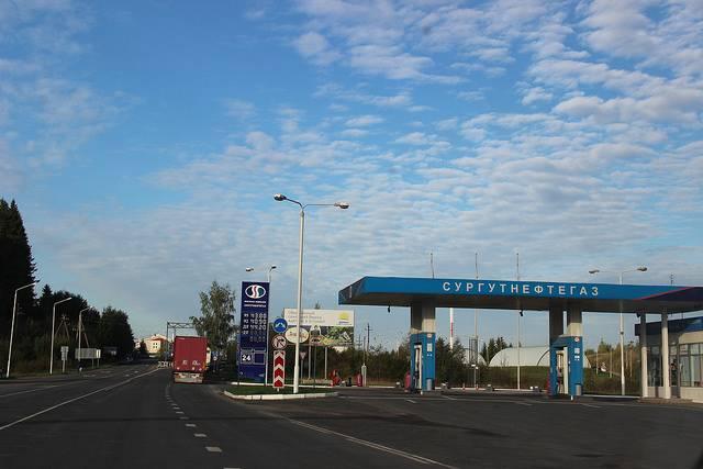 Электронная очередь на эстонской границе