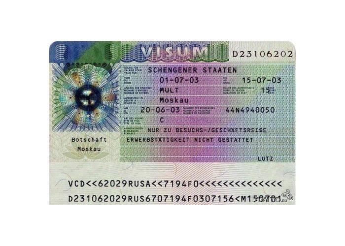 Как оформляется финская виза в санкт-петербурге