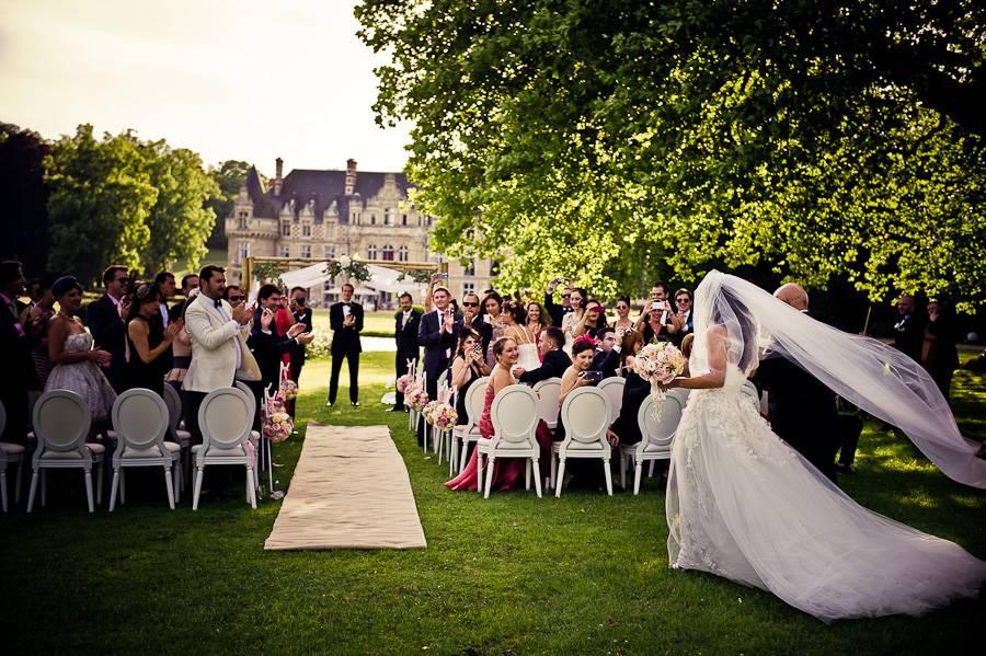 Французские свадебные традиции | o'bon paris | easy to be parisian