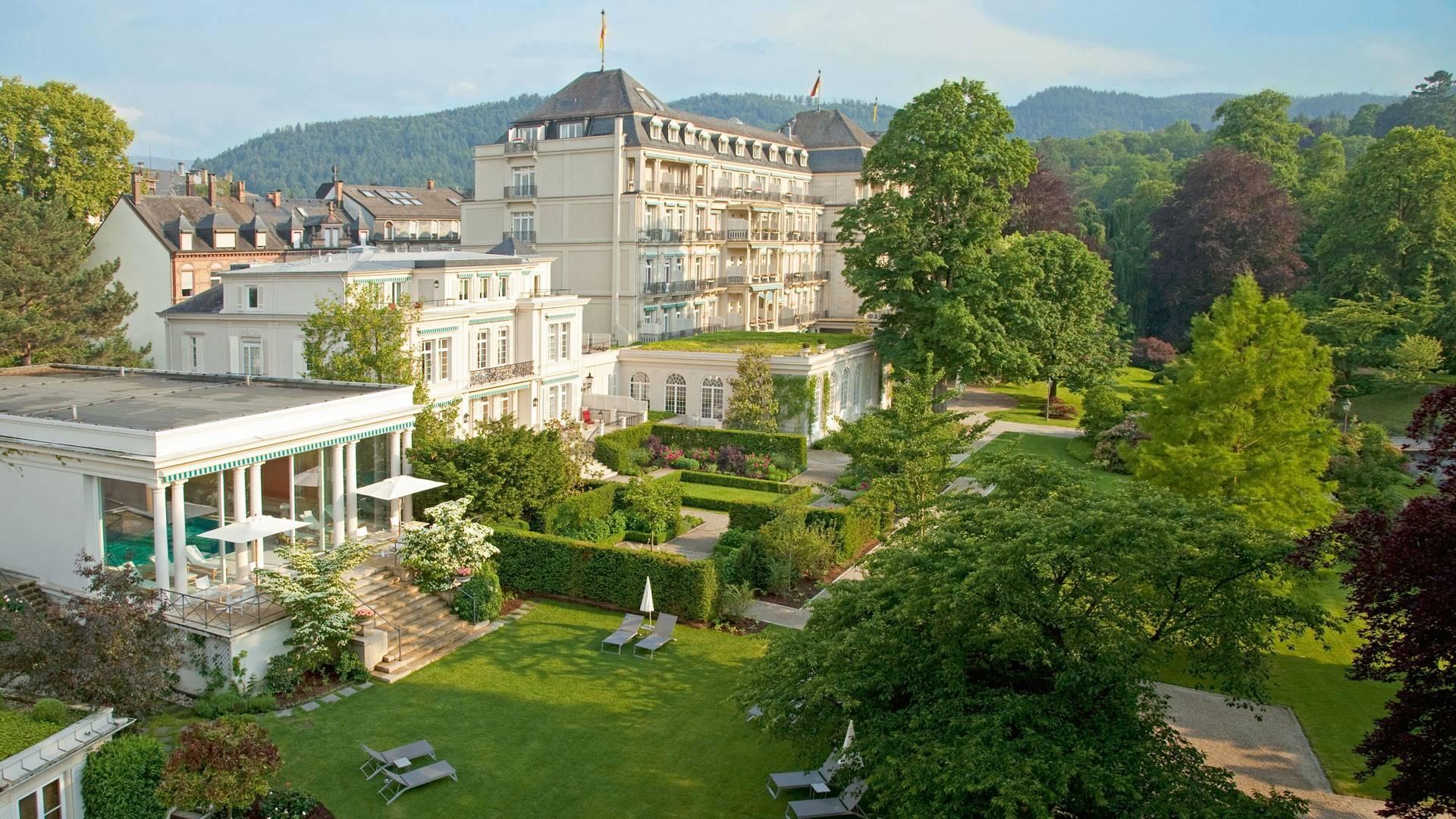Оздоровительные туры в германию  на курорт  баден-баден. цены от 890 евро.