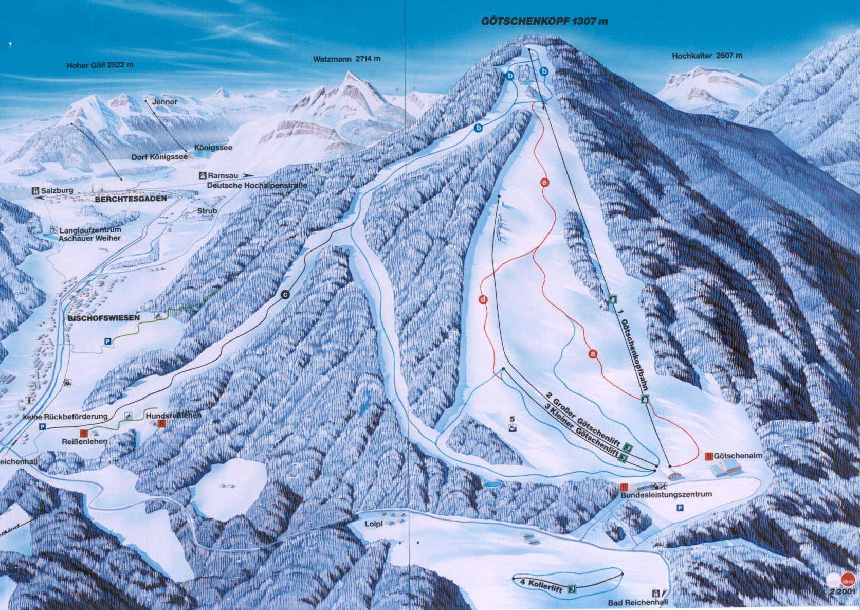 Горнолыжные курорты германии в альпах для продвинутых и начинающих лыжников – так удобно! traveltu.ru