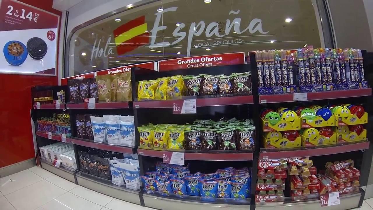 Чем заняться в аэропортах испании: шоппинг, дьюти-фри, отзывы