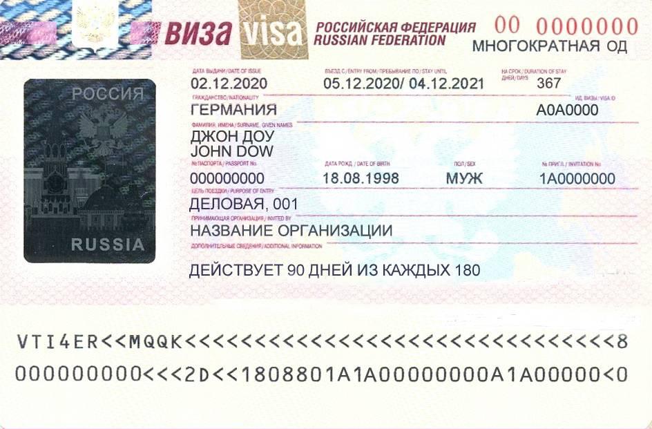 Виза в чехию для россиян в 2021 году