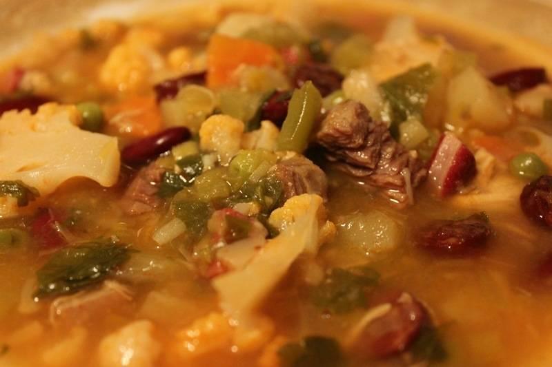 Немецкий классический суп айнтопф. пошаговый рецепт с фото. секреты приготовления немецкого супа айнтопф