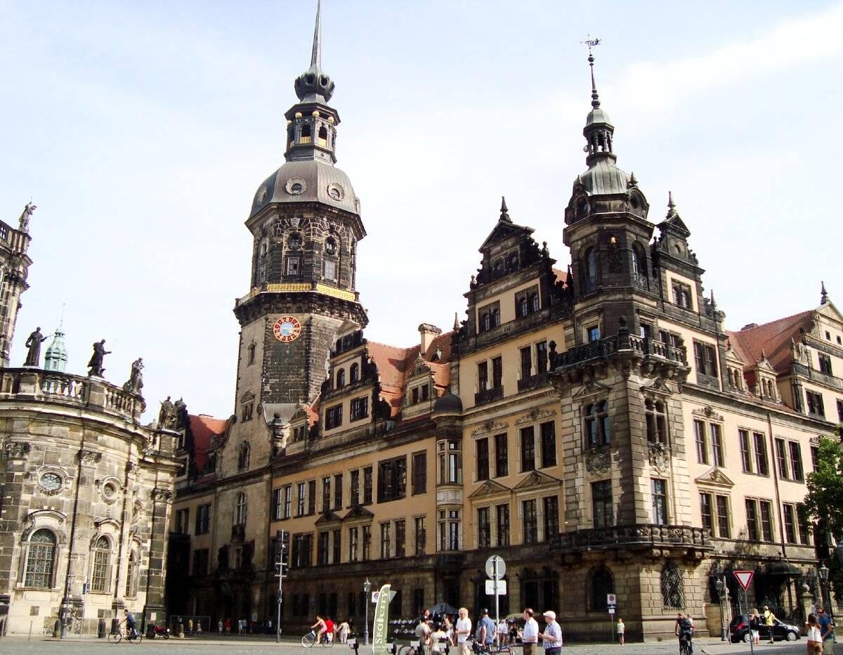 Дрезден за один день: 16 главных достопримечательностей, маршруты прогулки, что посмотреть в окрестностях