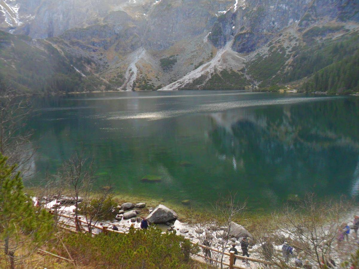 Озеро морское око в закопане. фотоотчет путешествия на выходные