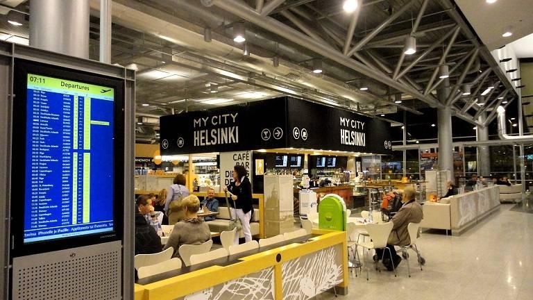 Парковка в аэропорту хельсинки