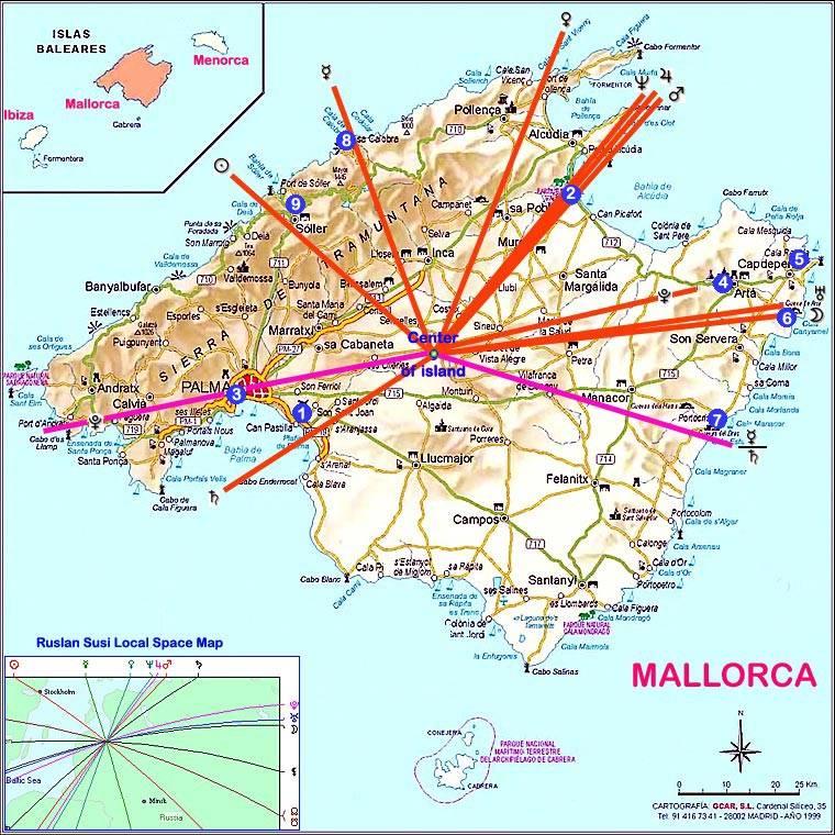 Как добраться из Барселоны до Майорки: возможные способы