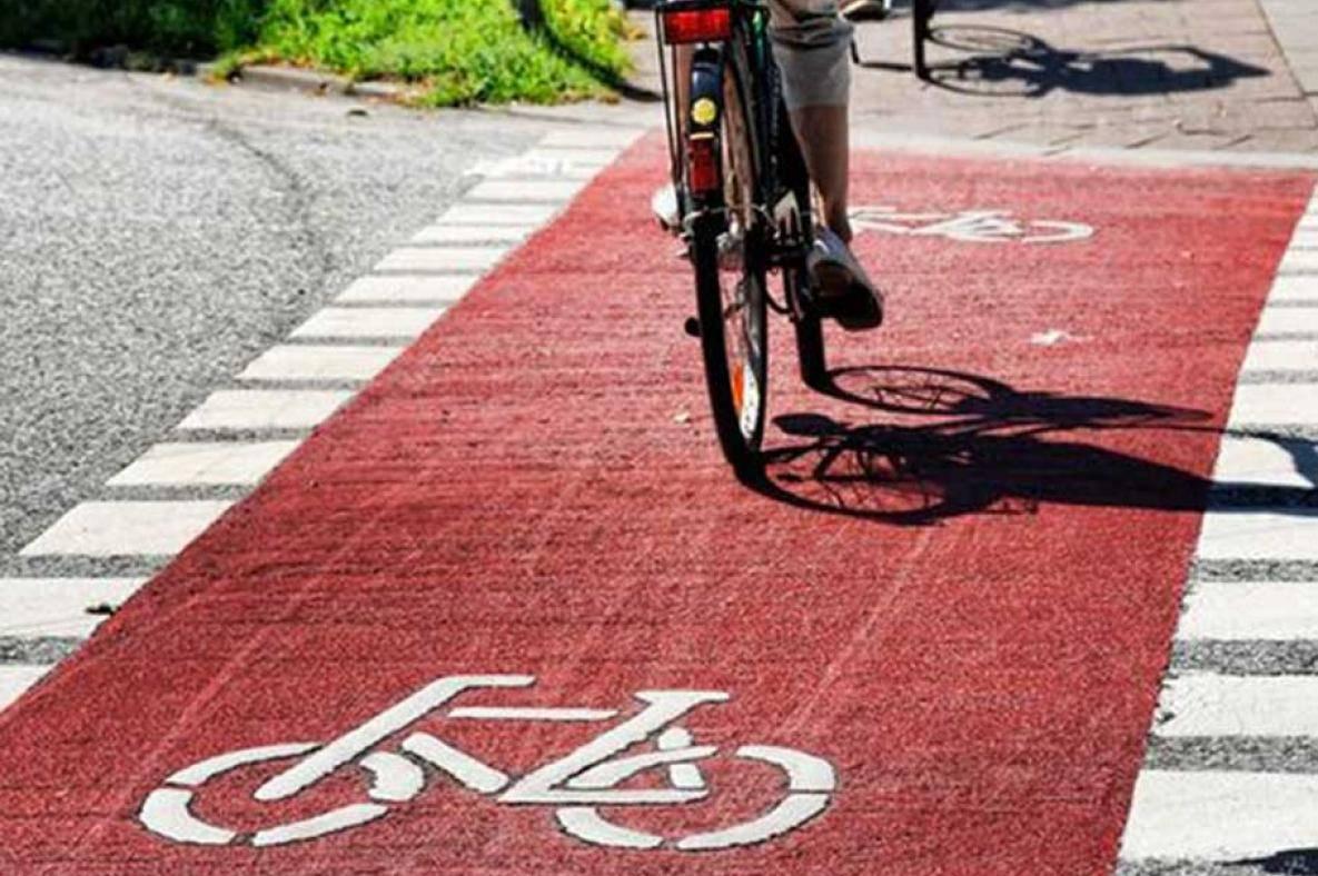 Виды и характеристики велосипедных дорожек, обзор необычных вариантов