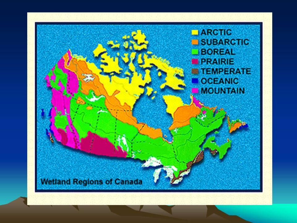Погода в канаде по месяцам. климатические зоны