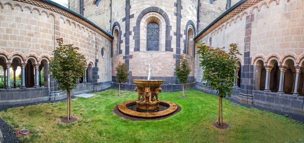 Реферат аббатство мария лаах