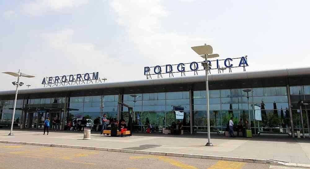 Как добраться до черногории: аэропорты страны