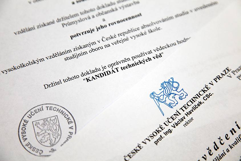 С чего начать в чехии: бакалавриат или магистратура?