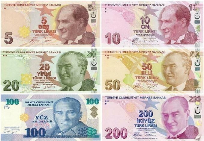 Турецкая лира - денежная единица турции: где обменять и сколько стоит 1 лира, какие новые турецкие деньги и как они выглядят, их фото, обозначение, знак и символ, также какую валюту брать с собой и как перевести деньги из россии