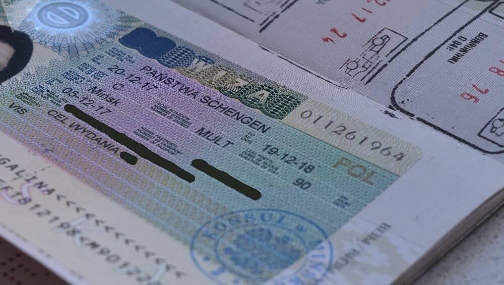 Как получить визу в польшу для белорусов