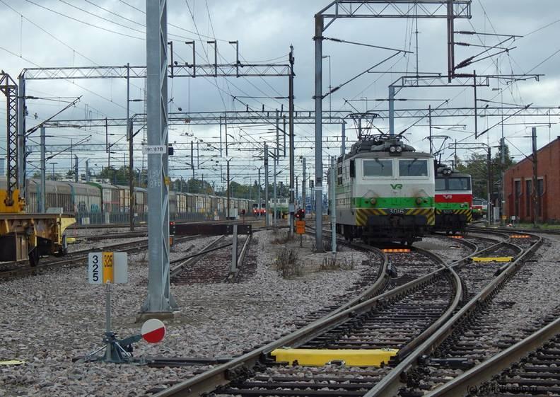 Какая ширина железнодорожной колеи в россии и почему за границей она другая - hi-news.ru