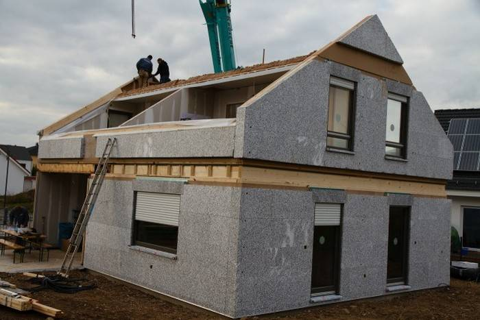 Строительство домов в Германии