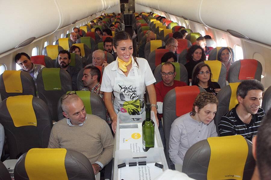 Авиакомпания vueling airlines — официальный сайт на русском языке