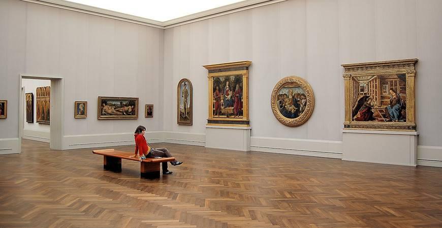 Берлинская картинная галерея. картины, адрес, время работы