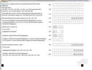 Подача налоговой декларации в сша - моя америка