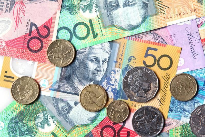 1 австралийский доллар (aud) в рублях (rub) на сегодня
