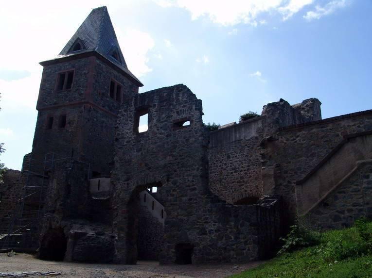 Замок франкенштейн — википедия