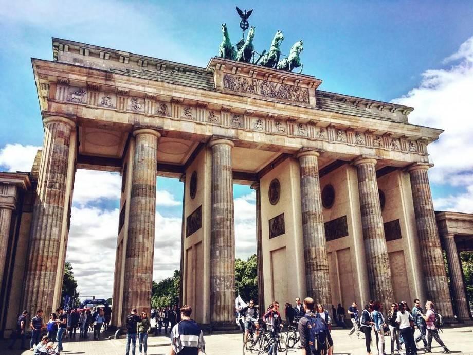 Бранденбургские ворота в берлине: история и обзор достопримечательности