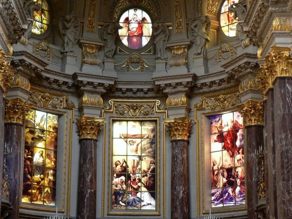 Берлинский кафедральный собор – арриво