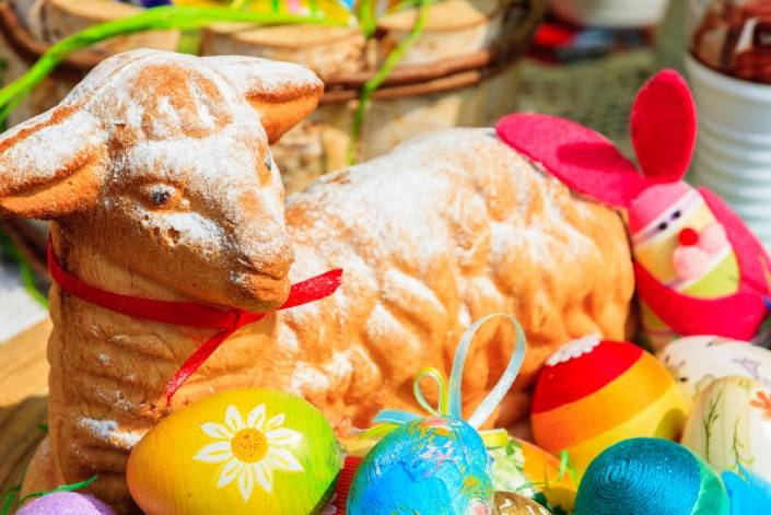Пасха в разных странах мира: европейские пасхальные традиции