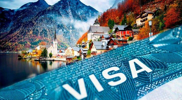 Как получить вид на жительство австрии?
