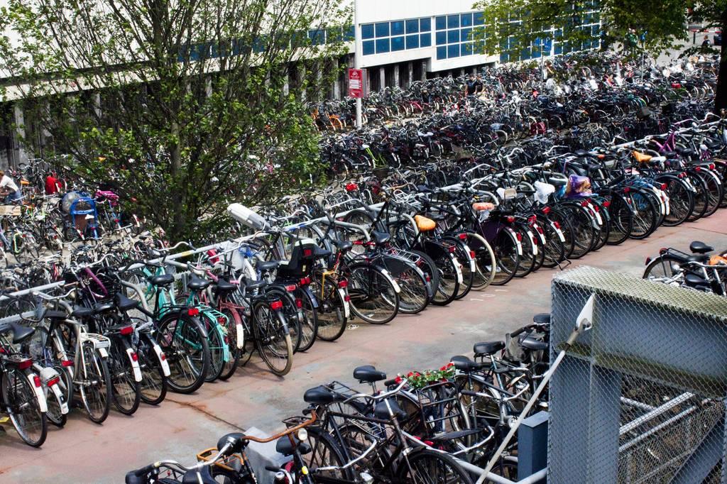О велосипедах в германии