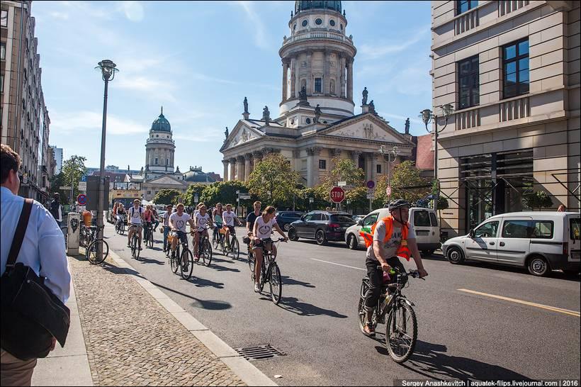 Бесплатный берлин - экскурсии, питание и ночлег без денег