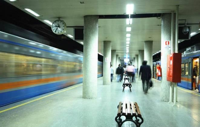 Афинская схема метро: афины удивляют красотой своей подземки