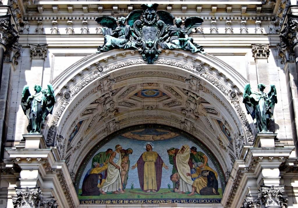 Немецкий собор, берлин. отели рядом, фото, видео, как добраться — туристер.ру