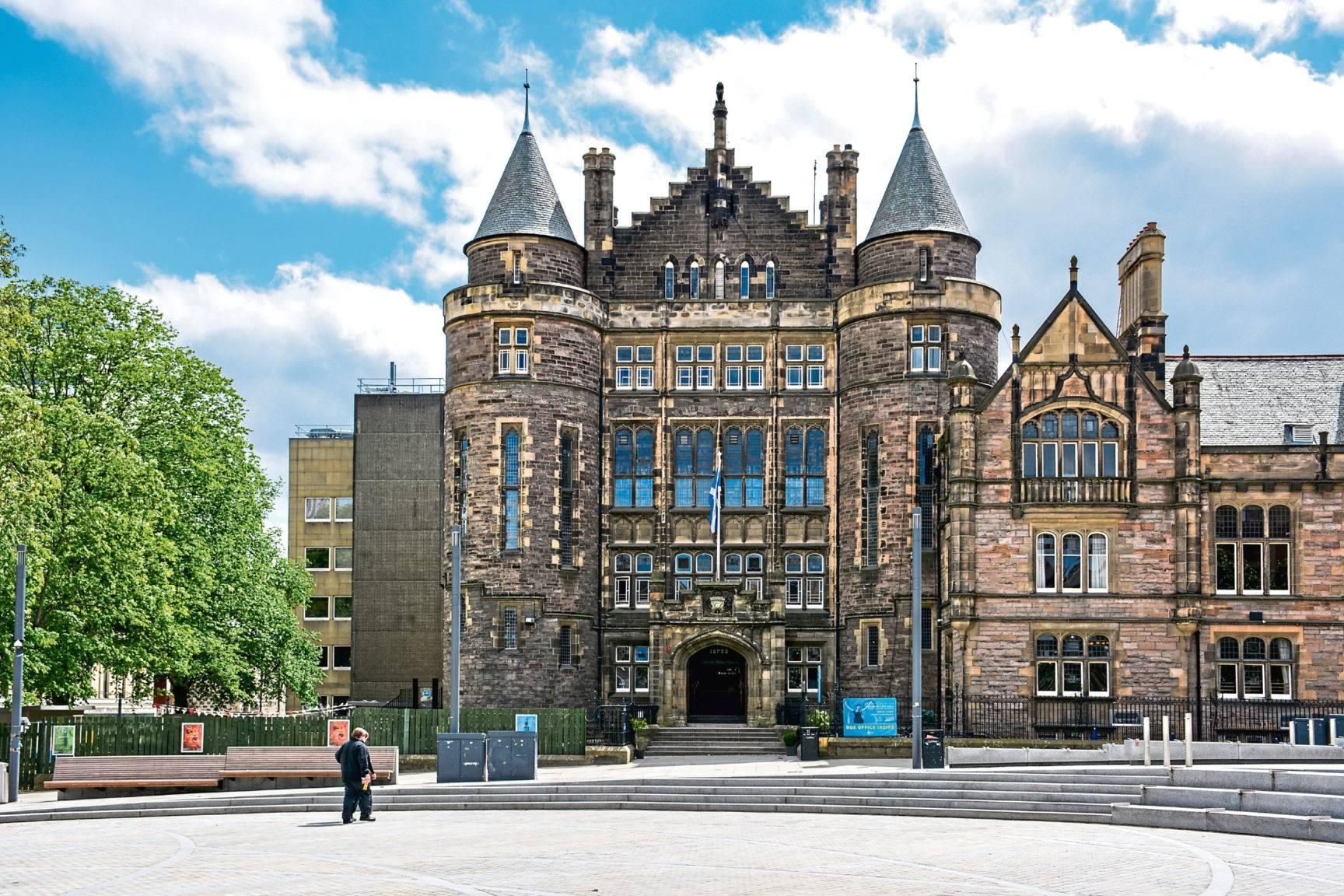 University of edinburgh (эдинбургский университет)