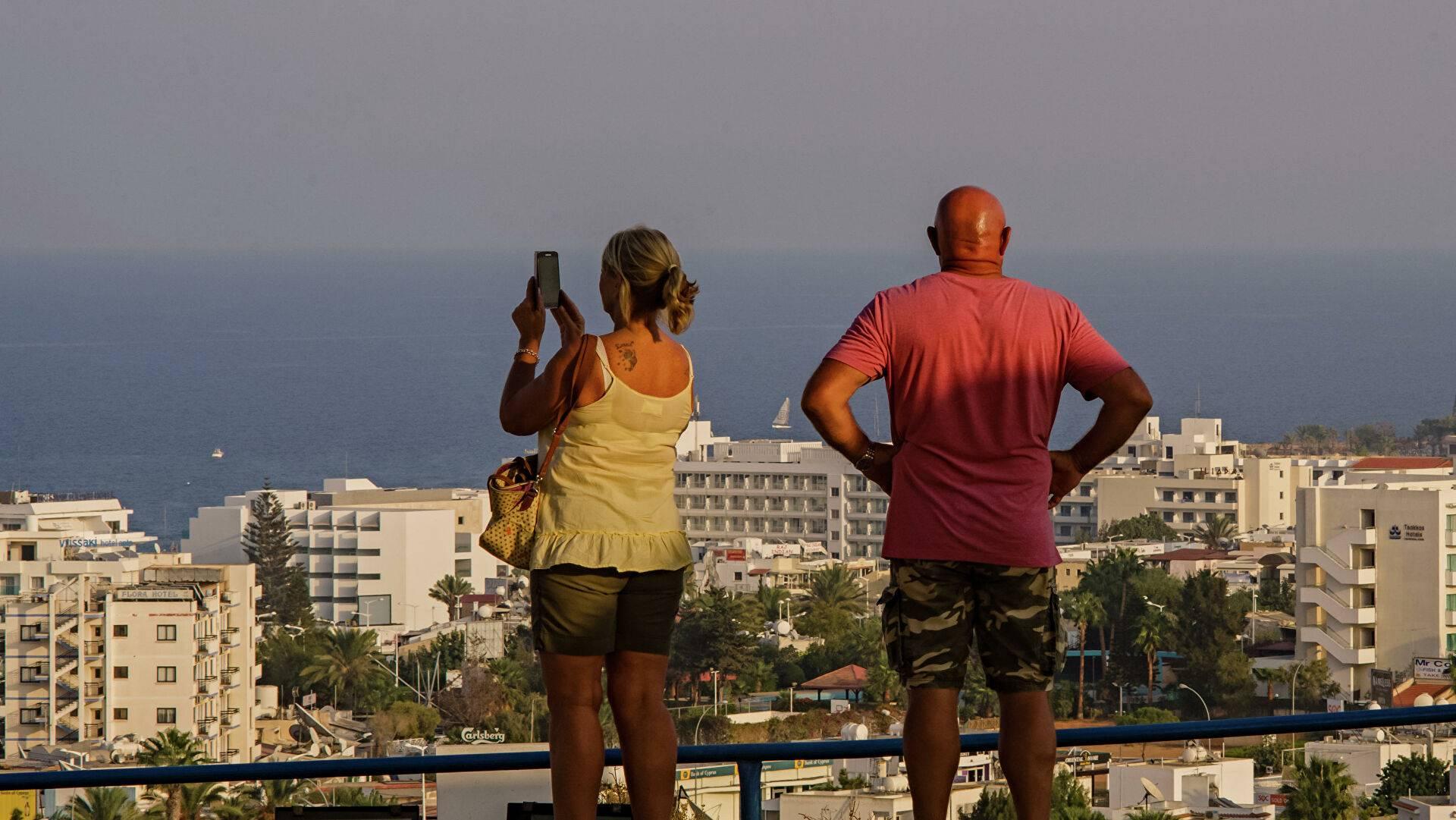 Кипр откроет границы для туристов с 15 июня