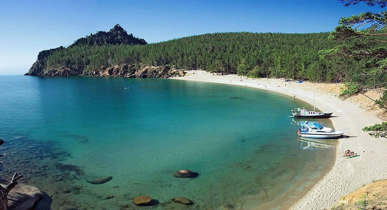 25 лучших пляжей в россии с голубым флагом и без на морях и озерах