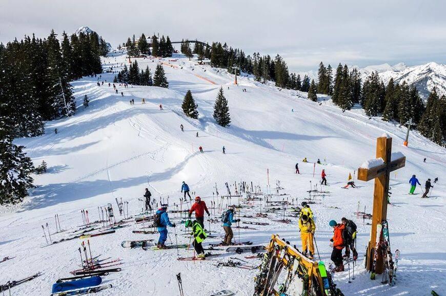 Горнолыжные курорты в альпах: как выбрать и список комплексов по странам